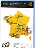 TOUR DE FRANCE 2008 - Cyclisme