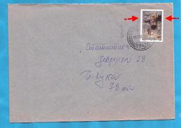 2001  213 GEOGRAPHIA RELIGIONE  ST. PAOLO   BOSNIA HERZEGOVINA REPUBLIKA SRPSKA GROTTEN UND GRUBEN  BRIEF  INTERESSANT