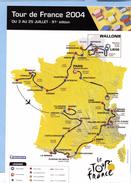 TOUR DE FRANCE 2004 - Cyclisme