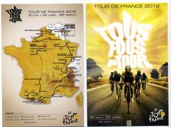 TOUR DE FRANCE 2012 - Cyclisme