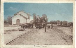 16 - SEGONZAC    La Gare - Autres Communes