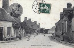 Beaufay- Route De Torcé. - Autres Communes