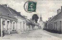 Beaufay- La Rue Principale. - Autres Communes
