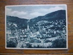 Carte Assez Rare , Allemagne , Baden-baden , Mit Merkur
