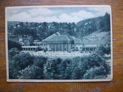 Carte Assez Rare , Allemagne , Baden-baden , Kurhaus