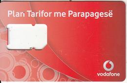 ALBANIA - Vodafone GSM, Used