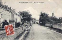 Beaufay- Rue De La Poste.. - Autres Communes