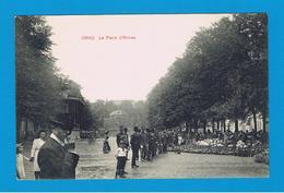 FELDPOST / Gent - Gand, La Place D'Armes --> 1914 (zie Foto's)