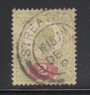 Great Britain Used #130 2p Edward VII