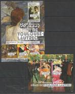 GRENADA - MNH - Art - Painting - Toulouse - Lautrec
