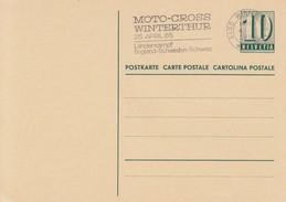MOTORRADSPORT-MOTORSPORTS -SPORT MOTOCYCLISTE-MOTORISMO, Special Cover / Stamp / Cancellation