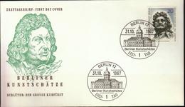 Germany Berlin 1967 / Museums / Berlin Art Treasures / Berliner Kunstschätze