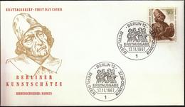Germany Berlin 1967 / Museums / Berlin Art Treasures / Berliner Kunstschätze - Musées
