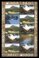 Armenia (Nagorno-Karabakh) 2012 Mih. 69/70 Europa-Cept 2011. Forests (M/S) MNH ** - Armenia