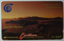 ANTIGUA & BARBUDA - GPT - $60 - English Harbour - Specimen