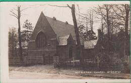 Angleterre - Wesleyan Chapel Streetly - Autres