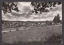 75694/ LIGNEUVILLE, Panorama Avec Pisciculture