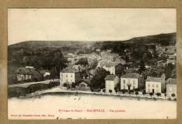 Malzéville (Meurthe-et-Moselle)  Vue Générale