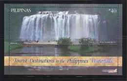 Q439.-. PHILIPPINES / FILIPINAS .-. 2014. S/S - TINUY AN FALLS - Filippijnen