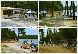 24 : LA JEMAYE - AU GRAND ETANG - Altri Comuni