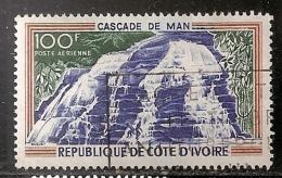 COTE D IVOIRE    OBLITERE