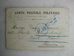 MILITARIA - Carte Postale Militaire