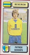 Panini Football 83 Voetbal Belgie Belgique 1983 Sticker Autocollant KSK SK Beveren Nr. 69 Patrick Schoofs - Sports