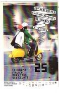 25 Es Rencontres Cinématographiques De CANNES 10 - 16 Décembre 2012 ; Cinéma Italien; Moto Scooter Vespa ; TB - Andere
