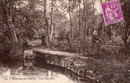 CPA - 45 - MEUNG-SUR-LOIRE - Les Courtils - Edit. J.Laffray à Meung - Autres Communes