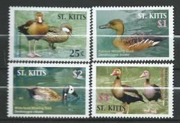 St. Kitts 2005 Ducks.MNH - St.Kitts-et-Nevis ( 1983-...)