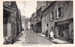 CPA - 45 - MEUNG-SUR-LOIRE - Rue Porte-d'Amont - Autres Communes