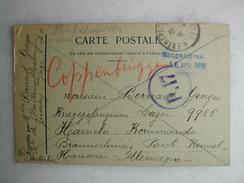MILITARIA - Carte Postale - Correspondance Militaire - War 1914-18
