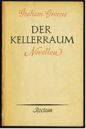 Reclam Büchlein  -  Der Kellerraum  -  Novelle  -  Von Graham Greene  -  Ca. 1955 - Books, Magazines, Comics