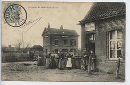 La Gare De Blaringhem  (debit De Boissons )  Rare