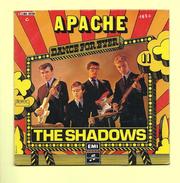 Disque 45 T Pathé, THE SHADOWS: Apache - Dance, Techno & House