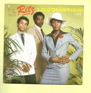 Disque 45 T EPIC, RITZ: Locomotion - Disco, Pop