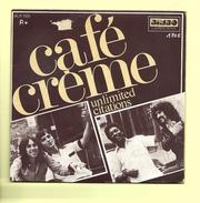 Disque 45 T Bimbo, CAFE CREME: Unlimited Citations - Disco, Pop