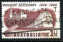 Australie Y&T 213 ° - 1952-65 Elizabeth II : Ed. Pré-décimales