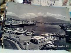 8 CARD NAPOLI PIAZZE PORTO VB1941< GA12501 - Napoli (Naples)