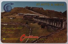 ST KITTS & NEVIS - GPT - Brimstone Hill Fortress - Coded Without Control - $10 - St. Kitts & Nevis