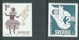 1983 SVEZIA EUROPA MNH ** - P54-7