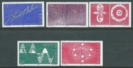 1983 SVEZIA PREMI NOBEL PER LA FISICA NUCLEARE MNH ** - P54-7