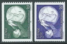 1981 SVEZIA DISABILI MNH ** - P54-9