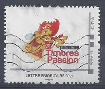 COLLECTOR - MONTIMBRAMOI OBLITERE - TIMBRES PASSION - BELFORT 2012