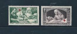 France De 1940 Croix Rouge  N°459/60  Neuf ** Sans Trace De Charnière Cote 28€ (vendu A 15%) - Nuevos