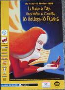 Mattotti- 18 Heures 18 Francs - Carte Postale Fevrier 1998 - Cartes Postales