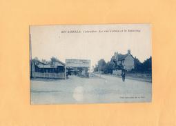 Carte Postale - D14 - RIVA BELLA - La Rue Caban Et Le Dancing - Riva Bella