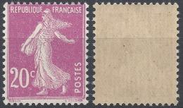 FRANCE SEMEUSE N°190 1926 NEUF ** LUXE MNH