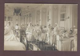 Militaire Service De Santé Blessés* Intérieur Hôpital Municipal Hôtel ROYAL  NICE En 1915 Infirmières Salle De Soins