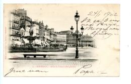 Bordeaux - Allées De Tourny  (côté Gauche) / Edit Par Le Journal 'La Réclame' 31 (1902) - Bordeaux